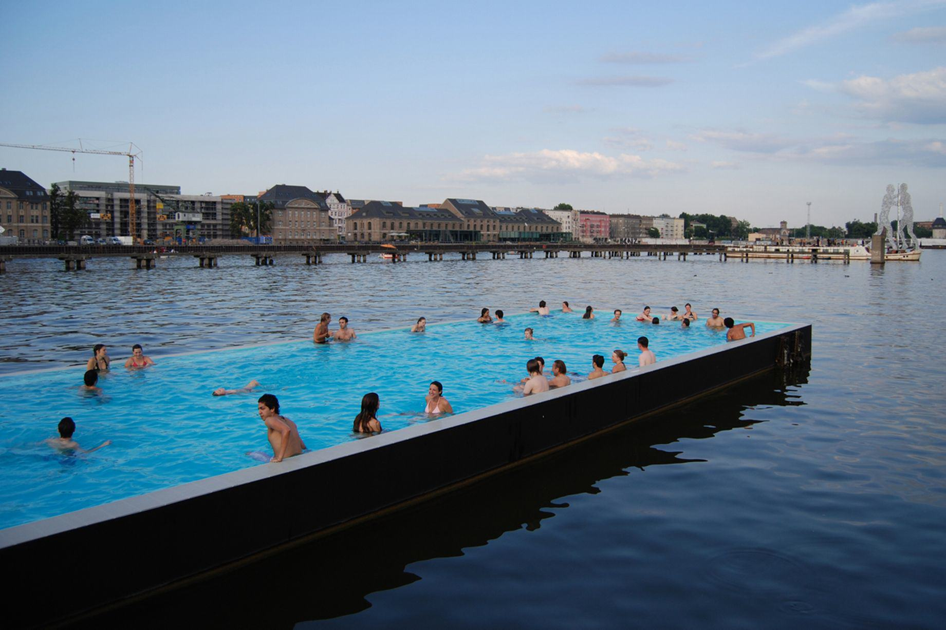 These Are Probably The Best Swimming Pools In The World - Pools In Berlin