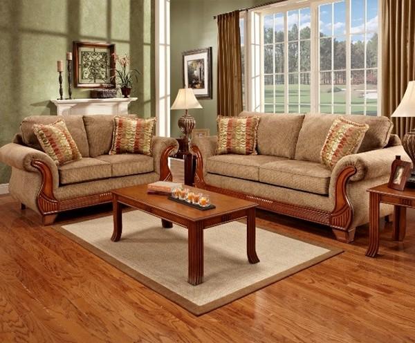 7-Piece Living Room Set Union Furniture Company - 7 piece living room set
