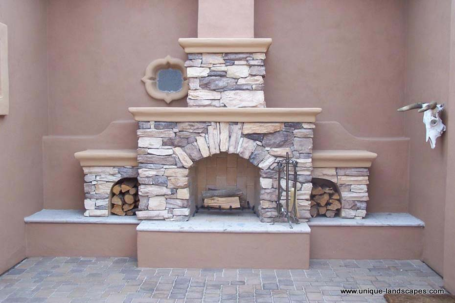 Fire Places Photo Gallery