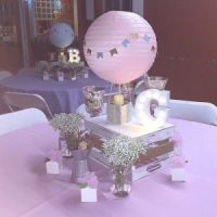Easy DIY Baby Shower Centerpieces  You can Recreate ...