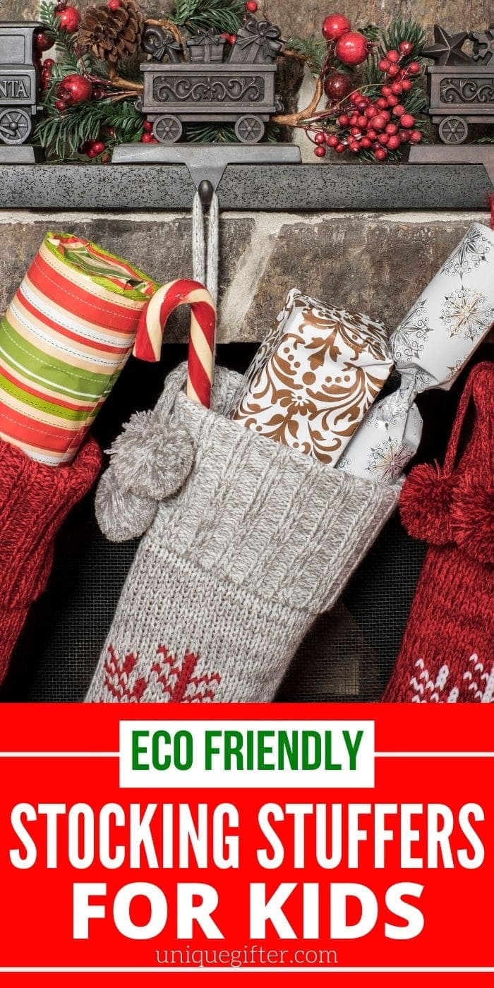 Best Eco Friendly Stocking Stuffer Ideas For Kids Unique Gifter