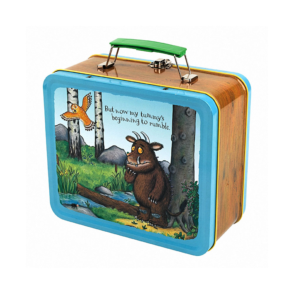 Christmas decorations outdoor wood - Gruffalo Tin Lunch Box From Wild Amp Wolf Unique Gift Shop London