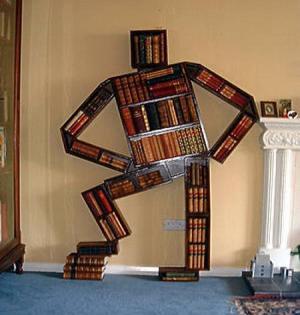 かっこつけの本棚