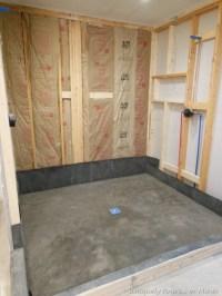 It is amazing what sheetrock can do! (Bath & Closet, part ...
