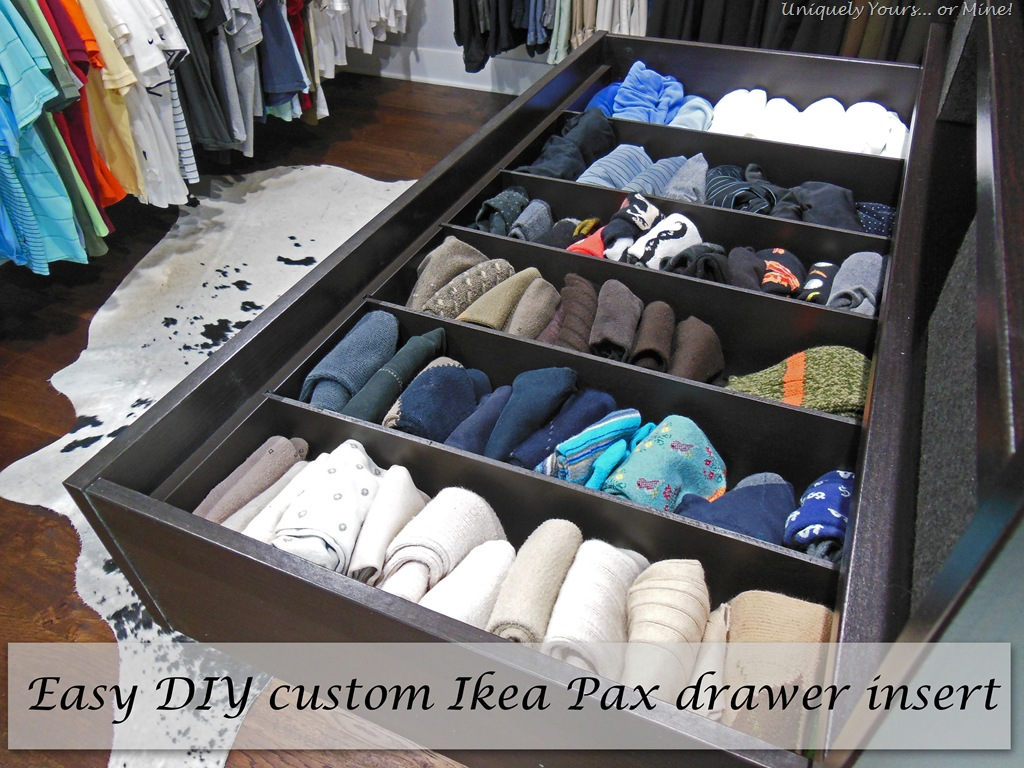 Ikea Pax Click And Collect Diy Custom Built Organizer For Our Ikea Pax Wardrobe