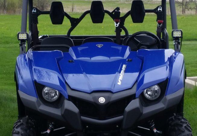 Yamaha Viking, Wolverine Complete Spot Light Kit \u2013 Get Lit!