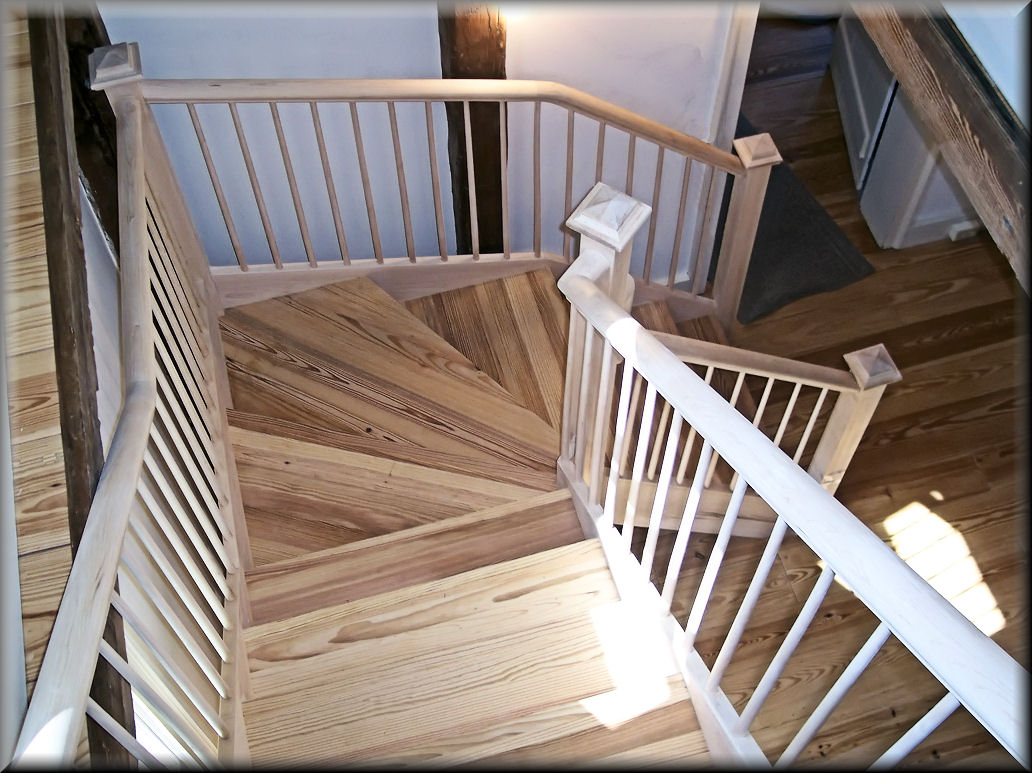 Staircase Options Spiral Stair Options