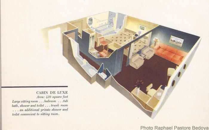 America cabin De Lux