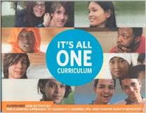 It's all one curriculum