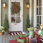 presents on doorstep 2