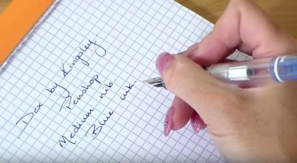 Ruth's writing