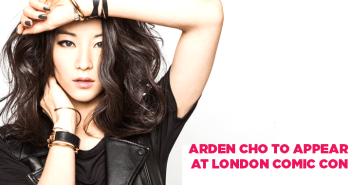 Arden Cho, MCM London Comic Con, 2014, Guest, Expo