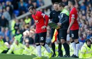 United suffer Rooney blow