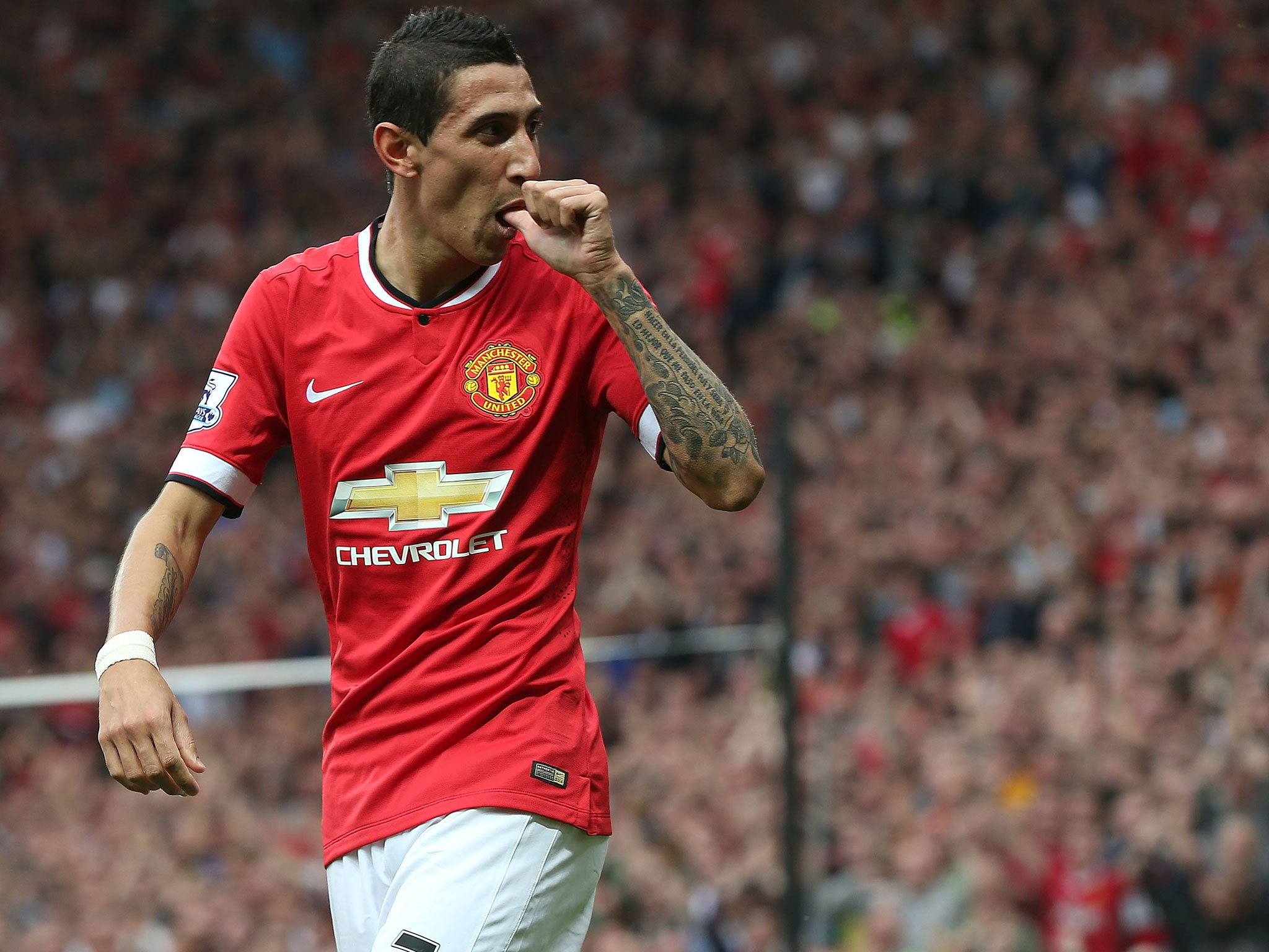 Di Maria reveals why he really left United