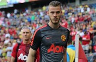 Del Bosque paves way for De Gea to lead