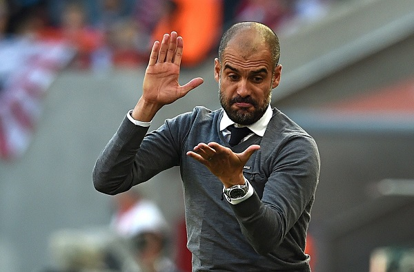 United's intentions towards Guardiola revealed