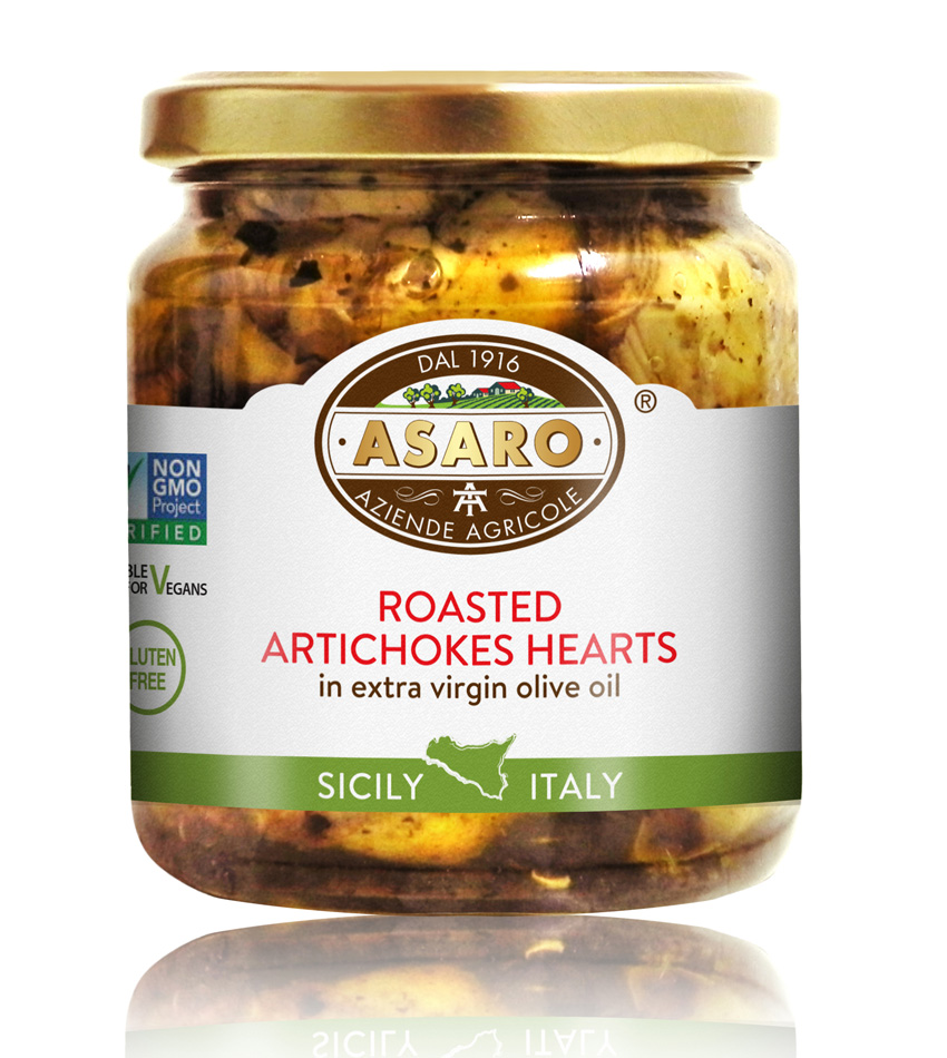 Fullsize Of Roasted Artichoke Hearts
