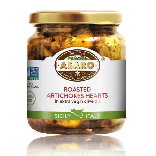 Medium Crop Of Roasted Artichoke Hearts