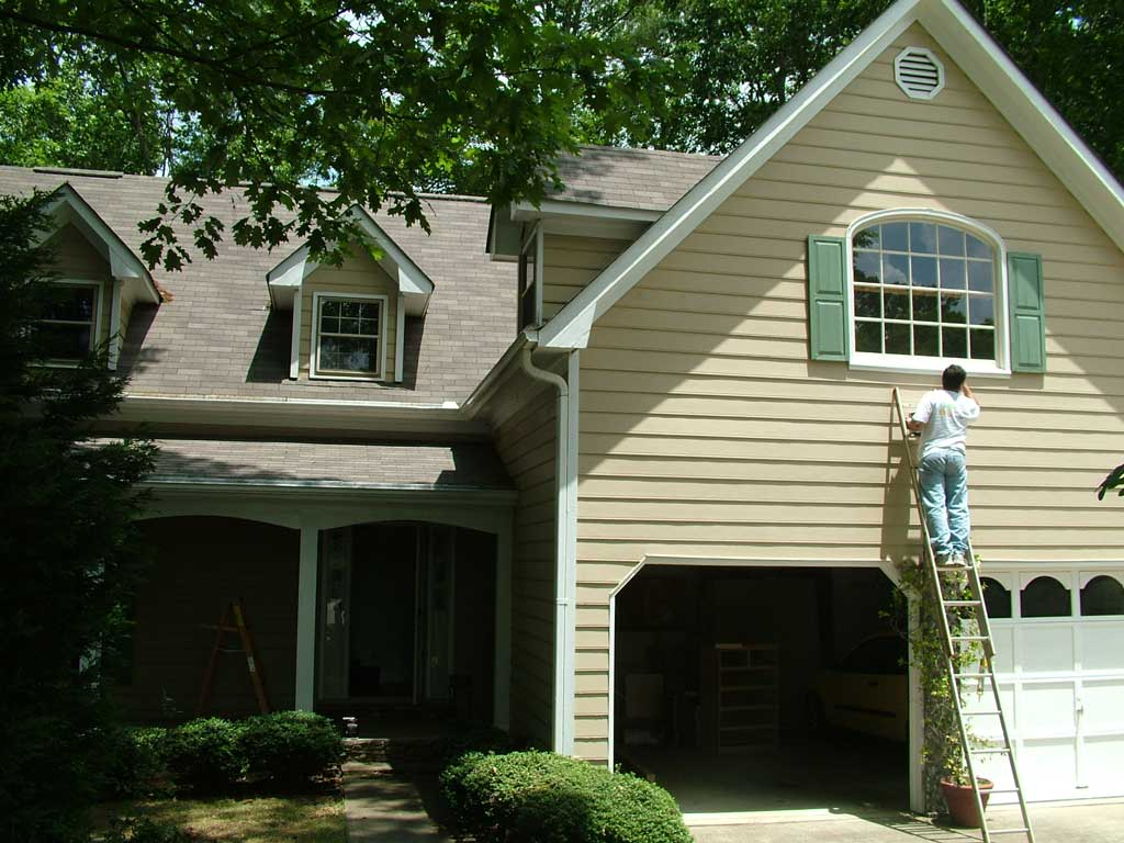 Exterior House Finishes Exterior Painting United Building Remodeling And Painting