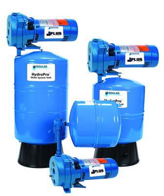 J05 HydroPro Tank System for Deep Wells - Xylem Applied Water