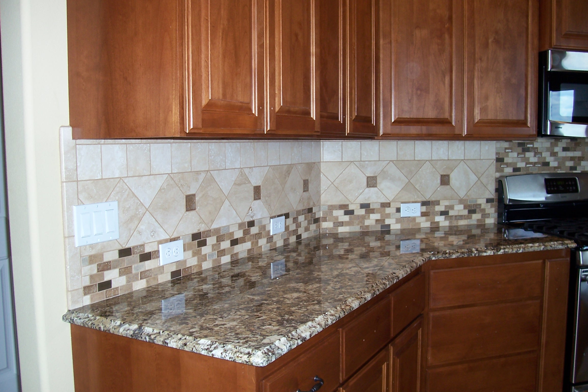 Kitchen Design And Backsplash 301 Moved Permanently