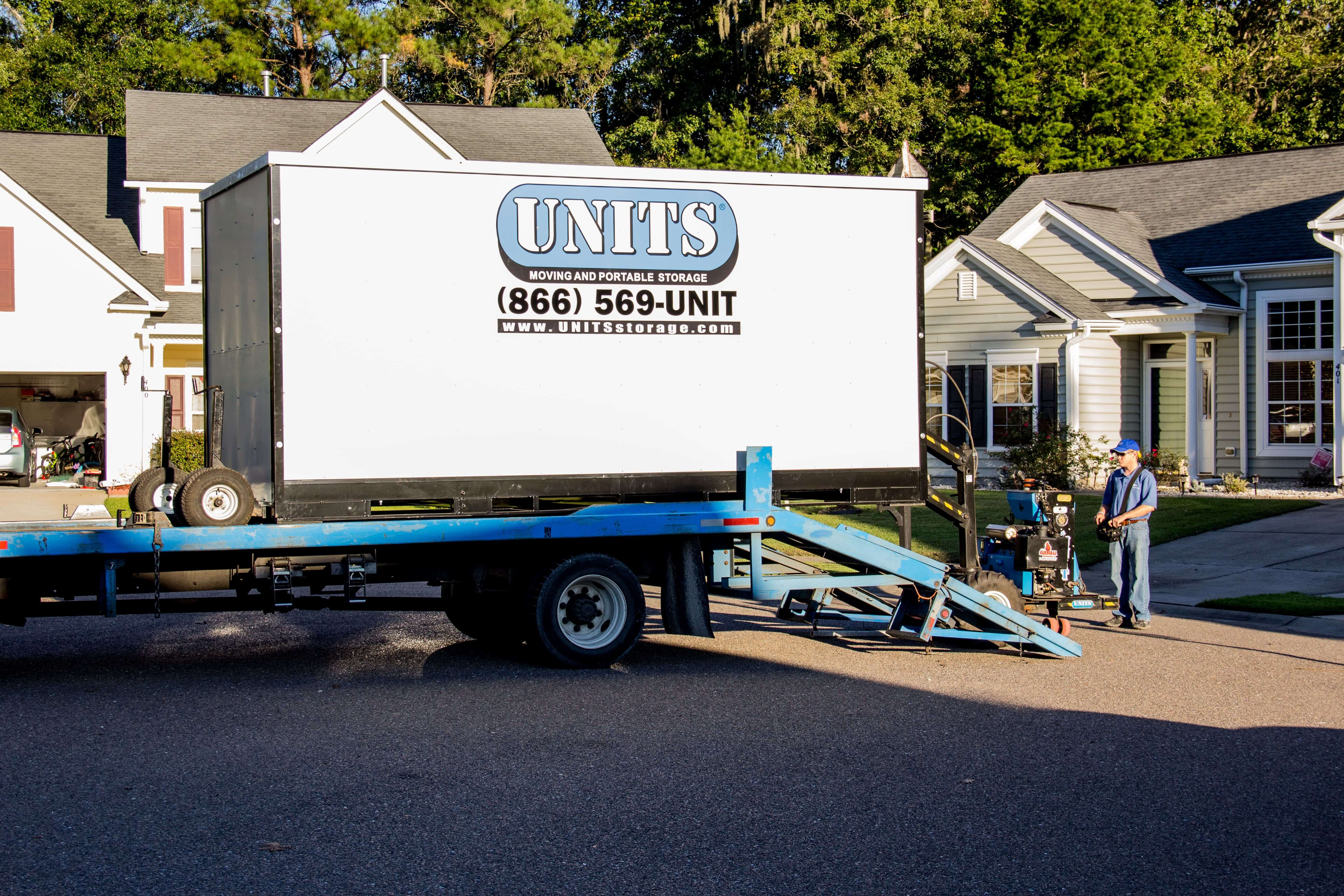 Portable Storage Units Moving And Portable Storage & Moving And Portable Storage - Listitdallas