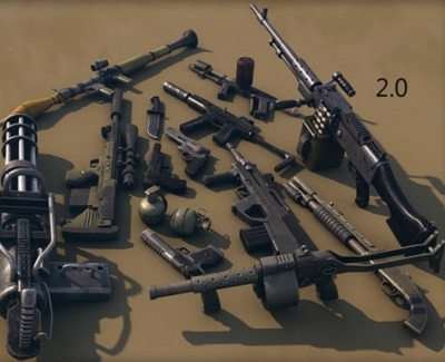FPS Weapons