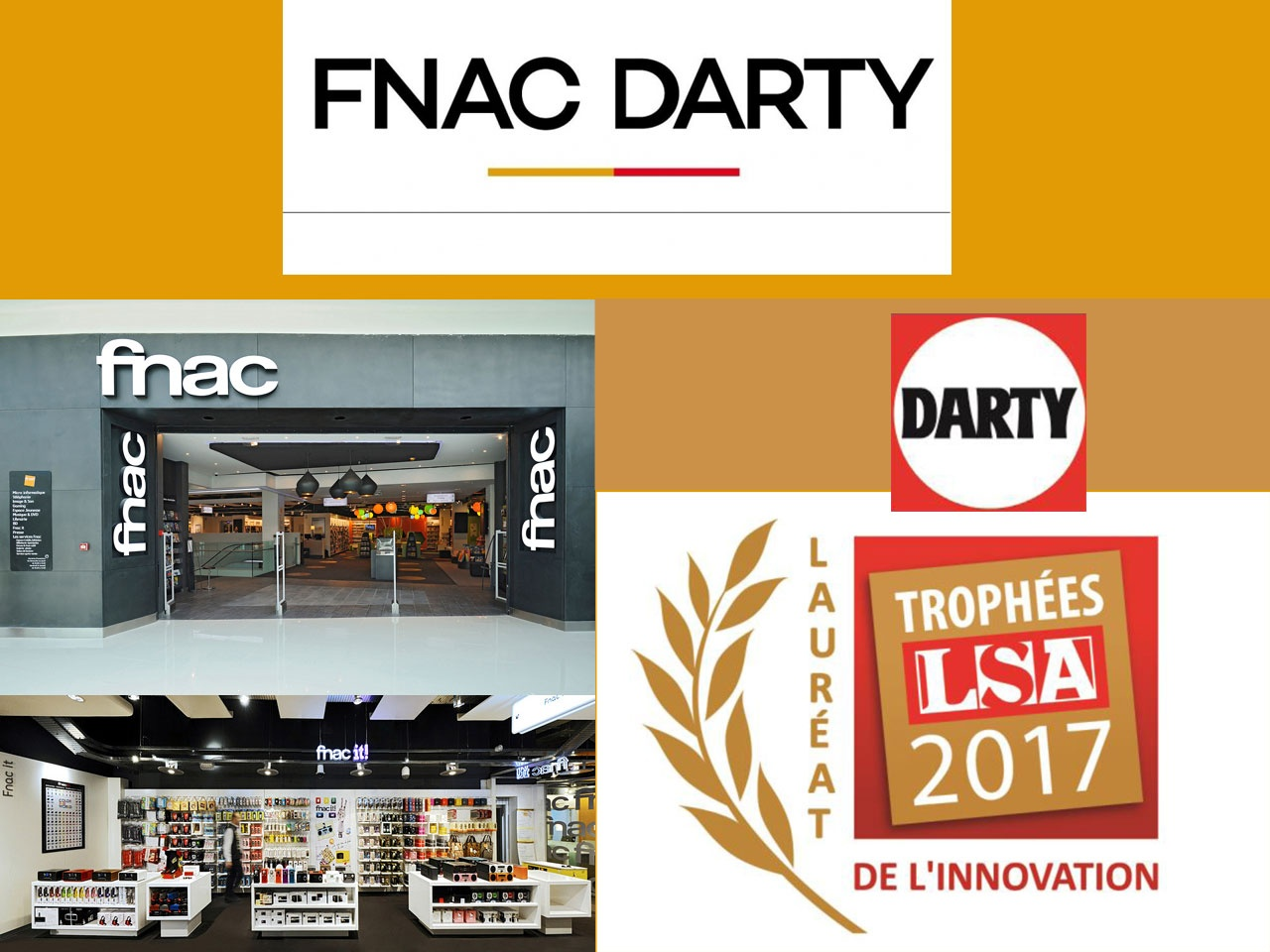 Darty Offre D Emploi Univers Habitat Marché Blanc Brun Fnac Darty Poursuit Son