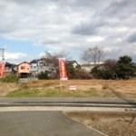 小倉売土地坪単価約4.5万円!南向き!建築条件無!