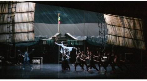 海外でも通じた「トゥ・シューズを履いた沈清」…ユニバーサル・バレエ5月公演