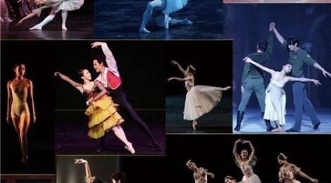 韓国民間バレエ団の合同初舞台、江東アートセンター