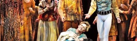 新年の公演界を熱くする 「シェイクスピア熱風」