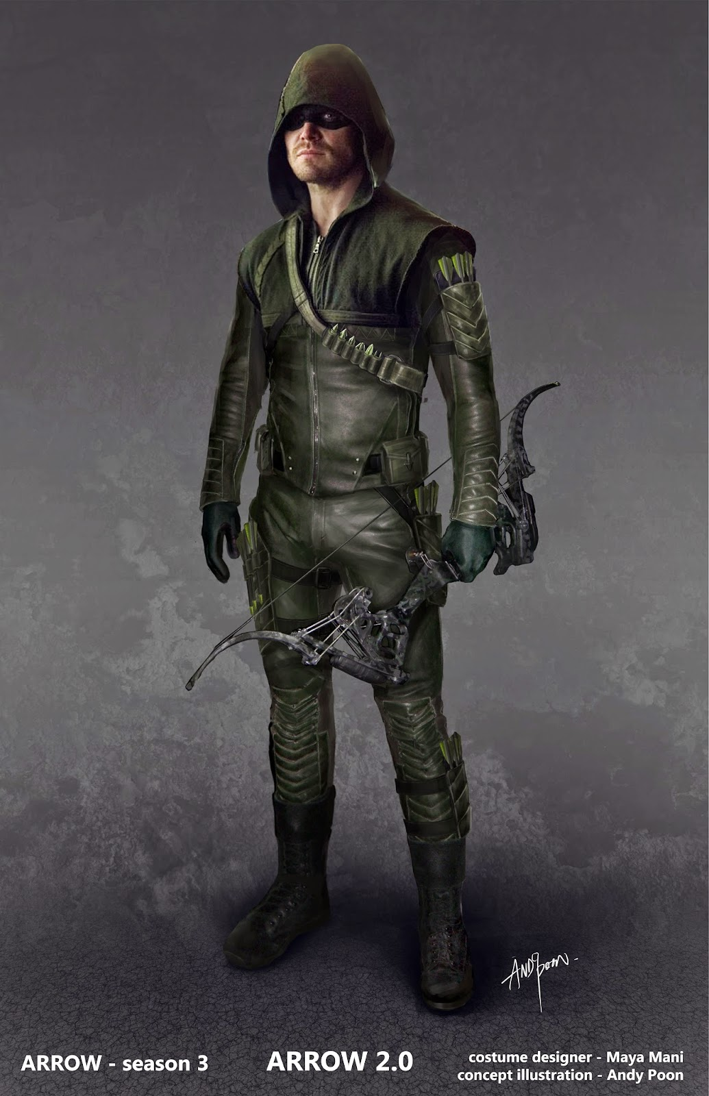 Art Nouveau Costume Images Concept Art Du Nouveau Costume De Arrow L