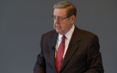 Elder Jeffrey R. Holland speaks at an education event in March 2012. Elder Holland addressed seminary and institute personnel at a CES Devotional on Feb. 6, 2015. (Mormon Newsroom)