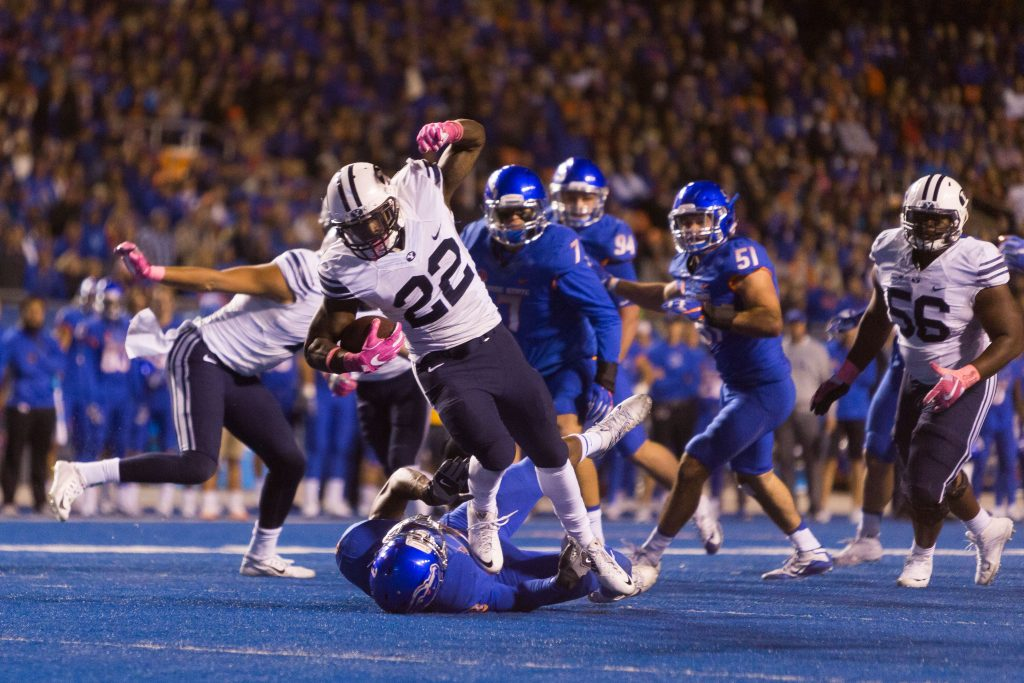 BYU football preview running backs - The Daily Universe