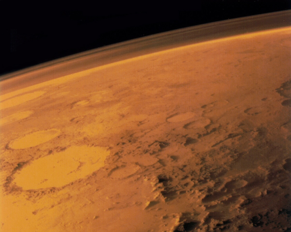 Like Weather What What Is The Weather Like On Mars Universe Today