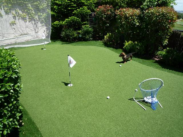 Gazon Artificielle Putting Green Synthétique Real Golf Pro Gazon Et Pelouse