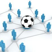 Rede de Relacionamentos do Futebol