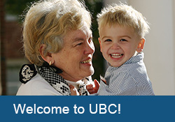 Welcome to UBC!