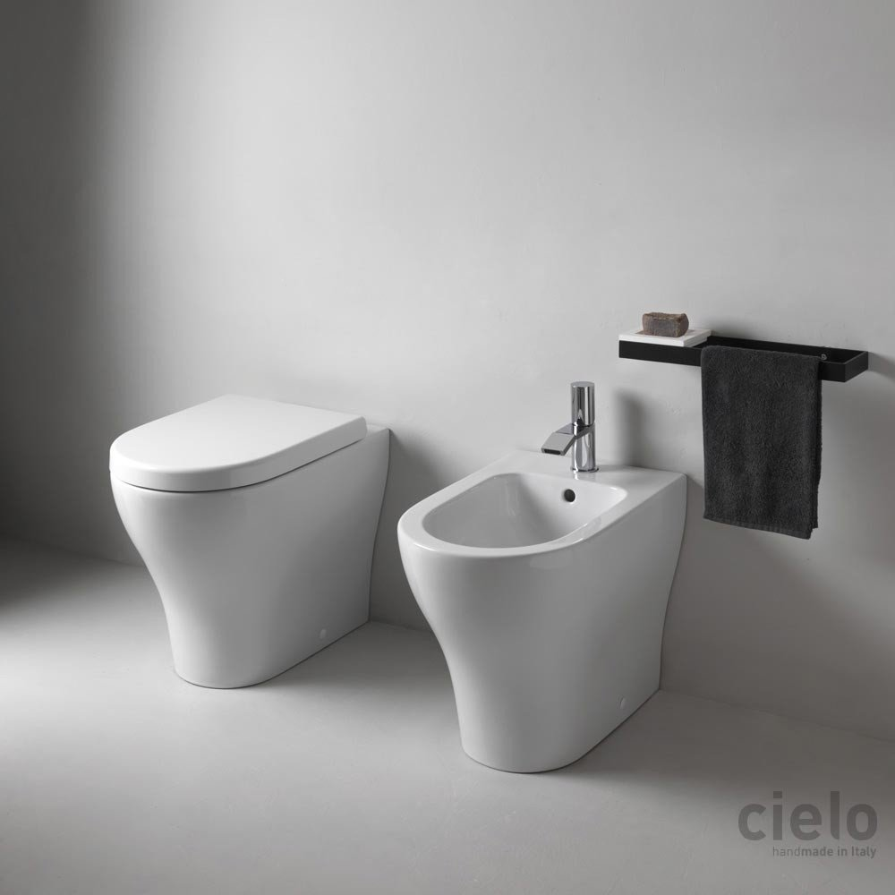 Lavabi Cielo Ceramica Cielo Serie Enjoy Sanitari Filomuro Soft Close