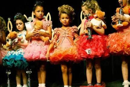 concorsi bellezza bambine