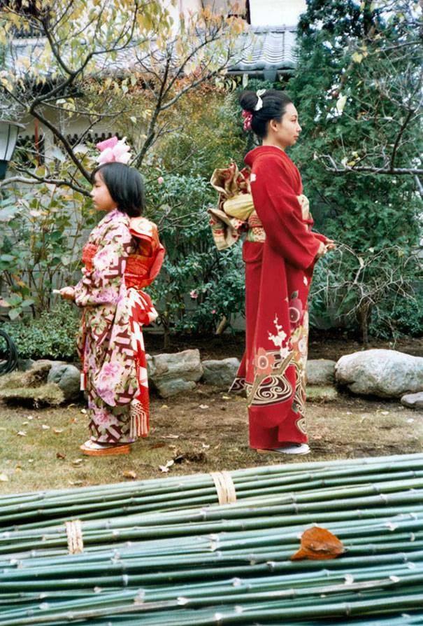 chino otsuka in giappone