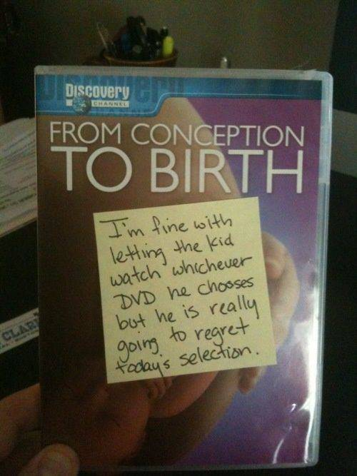 video sulla nascita
