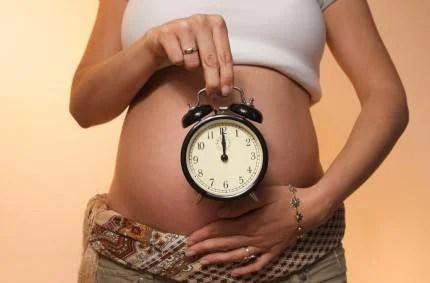 l'ora del parto