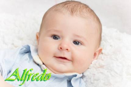 alfredo - Precious new baby boy portrait