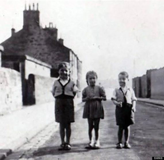fratelli nel 1954
