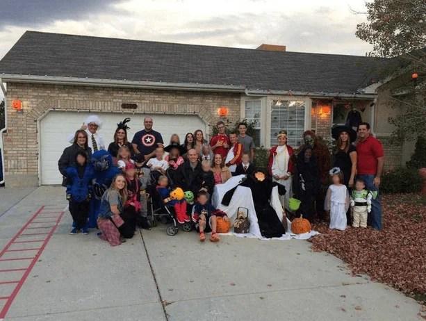 gruppo halloween
