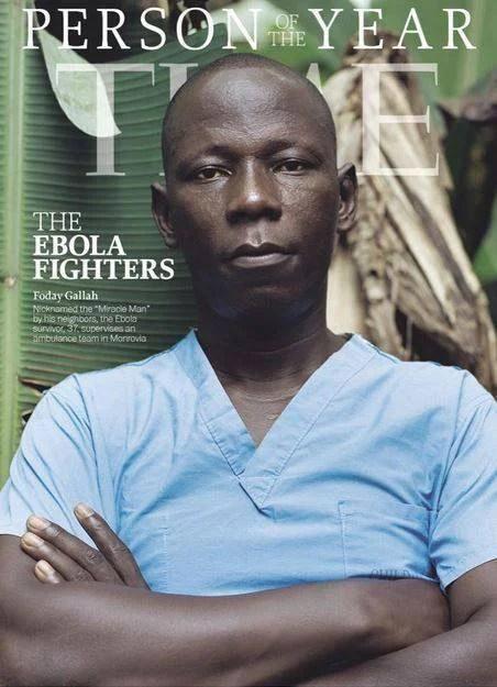 operatore contro ebola