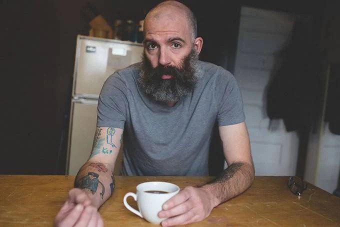 padre tatuato