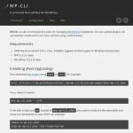 Usando o WP-CLI com o Bluehost